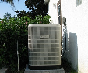 NEW A/C Unit Installation